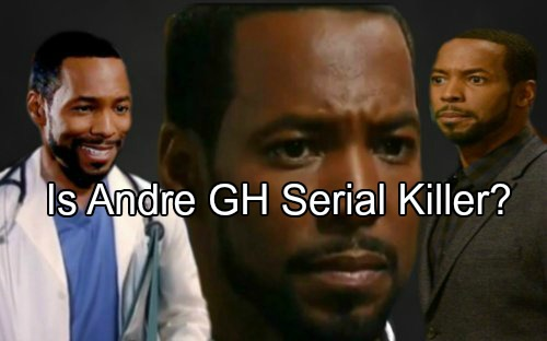 General Hospital Spoilers: Is Andre Maddox the GH Serial Killer – 7 Reasons Kindly Shrink Could Be Killing Off Patients