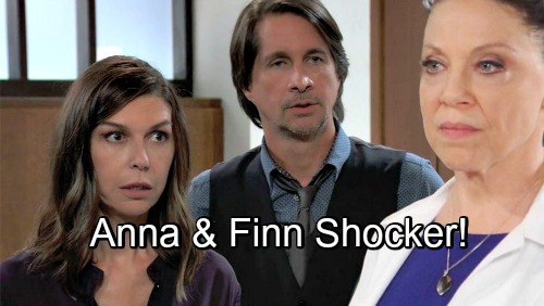 General Hospital Spoilers: Search for Anna and Finn Leads to Liechtenstein Drama – Liesl Obrecht Caught in Surprising Twist