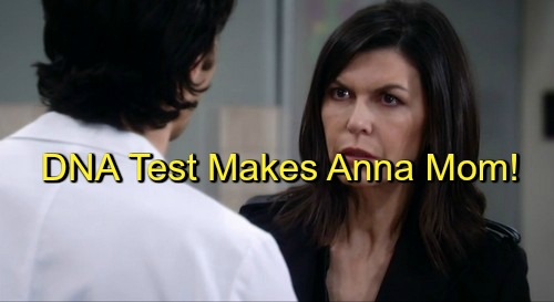 General Hospital (GH) Spoilers: Griffin Revealed as Anna's Son - Brad Helps Dr Munro Prove DNA Link?