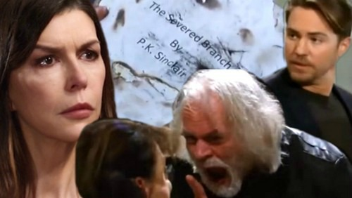 General Hospital Spoilers: Will Anna Be Forced to Kill Her Own Son As Peter's Evil Spirals Out of Control?