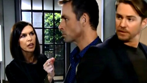 General Hospital Spoilers: Anna Confronts Valentin Over Daughter Deception – Huntington's Disease Test Shows Peter's Her Son