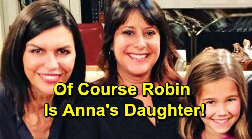 General Hospital Spoilers: Anna Struggles to See the Truth – Peter's Alex's Child, Not Robin