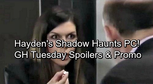 General Hospital Spoilers: Tuesday, August 22 - Anna's Big News Points To Hayden - Sam Ready to Confess – Jordan Suspects Jason
