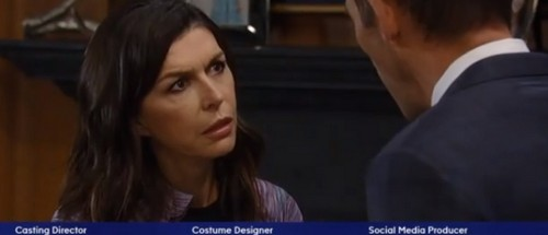 General Hospital Spoilers: Tuesday, November 7 – Julian's Prison Mystery – Finn's Shocking News – Valentin Threatens Anna