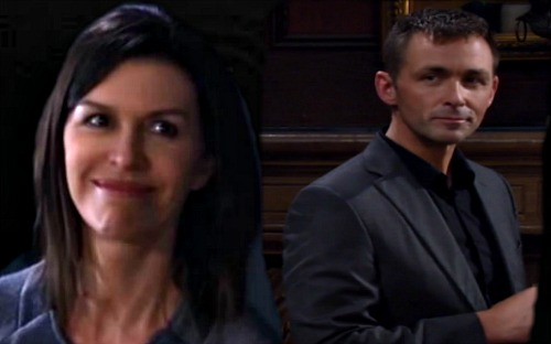 General Hospital Spoilers: Valentin Corners Anna – Utters Sinister Threat, Obey His Wishes Or Else