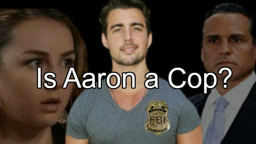 General Hospital (GH) Spoilers: Aaron and Kristina Get Closer – But Is Her New Man an Undercover Cop?