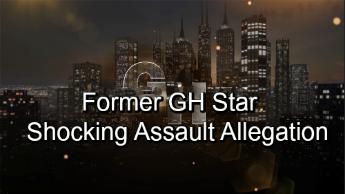 General Hospital Spoilers: Former GH Star Faces Startling Assault Accusation