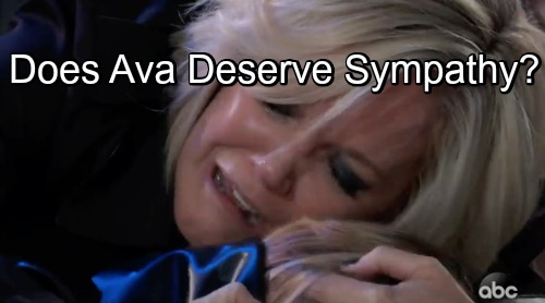 General Hospital Spoilers: Does Ava Really Deserve GH Fans' Sympathy – Remorse Enough or Too Little, Too Late?