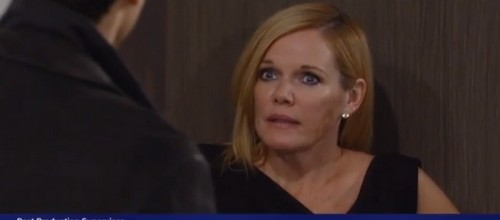 General Hospital Spoilers: Wednesday, October 25 – Sonny Trusts His Instincts With Patient 6 – Sam Panics – Nelle Blasts Michael