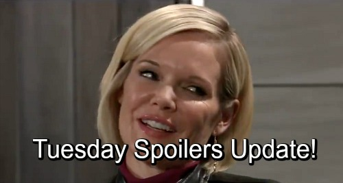 General Hospital Spoilers: Tuesday, November 20 Update – Trapped Party Guests Panic – Peter's Shocking Discovery – Ava Gloats