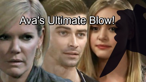General Hospital Spoilers: Ava's Ultimate Blow – Griffin and Kiki's Blooming Love Sparks a Total Nightmare