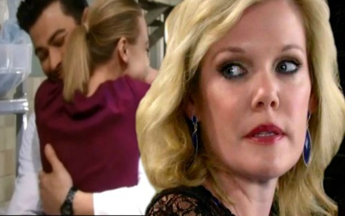 General Hospital Spoilers: Griffin Hooks Up with Kiki - 'GrAva' Split After Ava's Jealous Rage at Nurses Ball