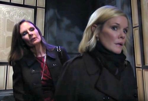 General Hospital Spoilers: Ava in Grave Danger - Lucy Tricked Scotty, Kept Morgan's Original Stolen Med Bottle