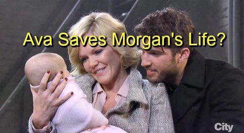 General Hospital (GH) Spoilers: Ava Saves Morgan's Life With Major Paternity Revelation - Does it For Kiki?
