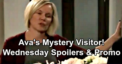 General Hospital Spoilers: Wednesday, December 12 – Dr. O Threatens to Expose Sasha – Ava's Mystery Visitor – Spencer's Got Heat