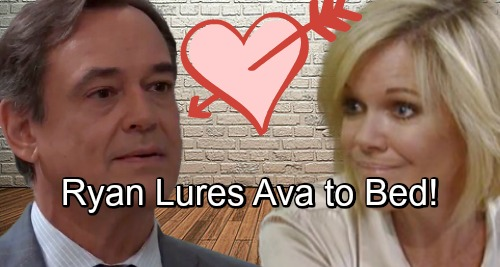General Hospital Spoilers: Ava Sleeps with the Enemy, Ryan Lures Her to Bed – Bad News for Kiki, An Affair to Die For?
