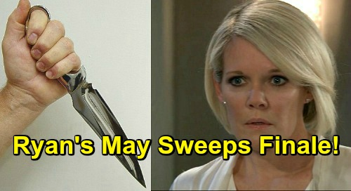 General Hospital Spoilers: Ryan Makes Contact as May Sweeps Chaos Explodes – Ava Finally Destroys Kiki's Killer