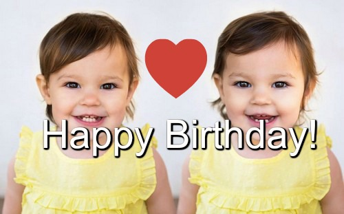 General Hospital (GH) Spoilers:  Ava and Grace Scarola Celebrate Second Birthday - Happy B-Day Baby Avery Actress Twins