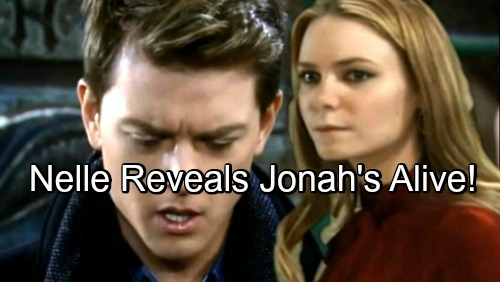 General Hospital Spoilers: Nelle Proposes a Desperate Deal, Reveals Jonah Isn't Dead – Stunned Michael Investigates?