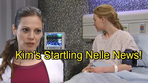 General Hospital Spoilers: Kim Has Startling Nelle News – Health Updates Bring Baby Suspicions and Shockers