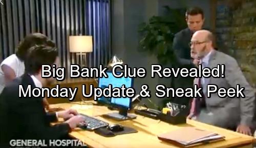 General Hospital Spoilers: Monday, April 23 Update – Anna Comes Clean - Jordan Arrests Mike – JaSam and Spinelli's Huge Clue