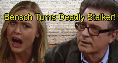 General Hospital Spoilers: Furious Dr. Bensch Becomes Deadly Stalker - Seeks Revenge on Kiki