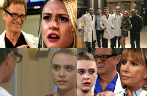 General Hospital Spoilers: Dr. Bensch Publicly Accuses Kiki of Offering Sexual Favors – Board Meeting Chaos Erupts