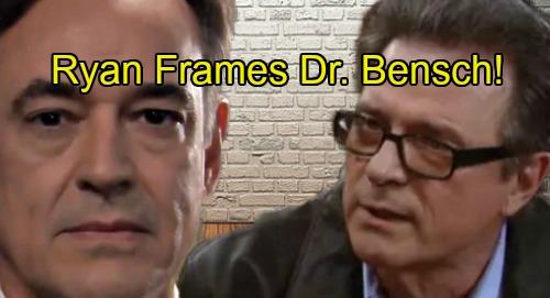 General Hospital Spoilers: Ryan Frames Dr. Bensch for Kiki's Murder – Keeps New Suspect Ava Out of Prison?