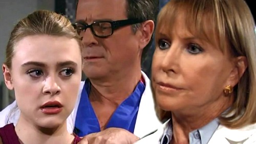 General Hospital Spoilers: Michael Betrays Kiki for Her Own Good, Turns in Dr. Bensch – Panicked Kiki Fears Retaliation
