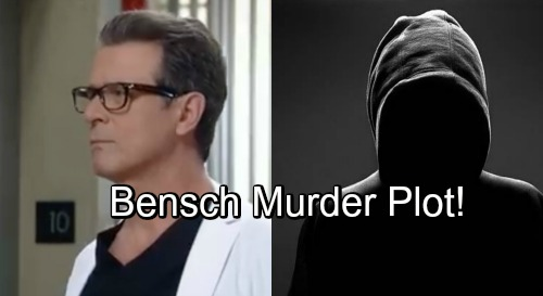 General Hospital Spoilers: Hit Ordered on Dr. Bensch – Someone Takes Drastic Action for Kiki