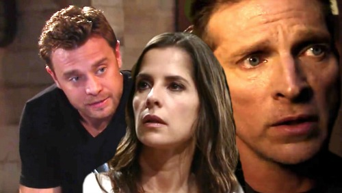 General Hospital Spoilers: Drew and Jason History Revealed - Steve Burton's Drew and Billy Miller's Jason, But Not How You Think