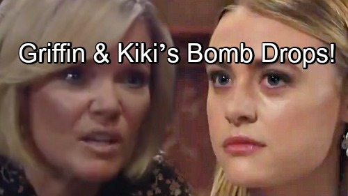 General Hospital Spoilers: Dr. Bensch Insists on Playing Dirty, Scott Loses Control – Griffin and Kiki's Bomb Drops