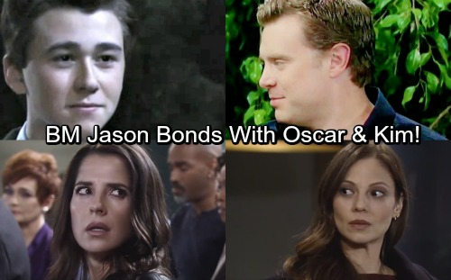 General Hospital Spoilers: BM Jason Bonds With Kim and Oscar – Jealous Sam Kicks Off Bitter Rivalry