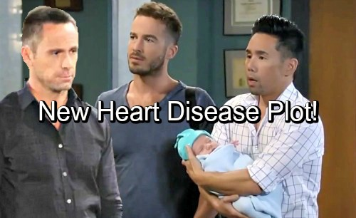 General Hospital Spoilers: Wiley's Parents' Medical Records Faked To Show Inherited Heart Disease - Brad and Julian's New Plot
