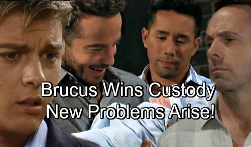 General Hospital Spoilers: Wiley Custody Victory, Brad and Lucas Declared Legal Parents - New Problems Arise