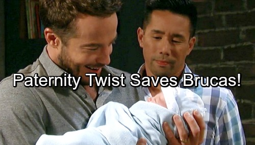 General Hospital Spoilers: 'Brucas' Torn Apart by Baby Lie, But Paternity Shocker Saves Them – Brad and Lucas Keep 'Wiley'