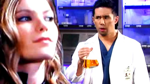 General Hospital Spoilers: Paternity Shocker – Brad Changed DNA Results, Michael NOT the Father of Nelle's Baby