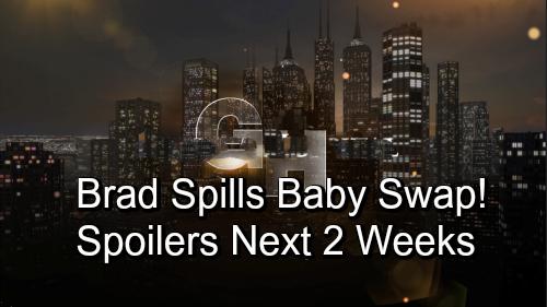 General Hospital Spoilers Next 2 Weeks: Brad Blabs Baby Swap Secret – Ned Faces Eerie Threat – Horrifying Murder Discoveries