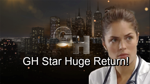 General Hospital Spoilers: GH Star Spills Huge Comeback News – Another Familiar Face Returns to Port Charles