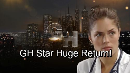 General Hospital Spoilers: GH Star Spills Huge Comeback News – Another Familiar Face Returns to Port Charles