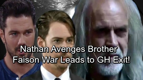 General Hospital Spoilers: Nathan Avenges Brother Peter - Faison Takedown Leads To GH Exit