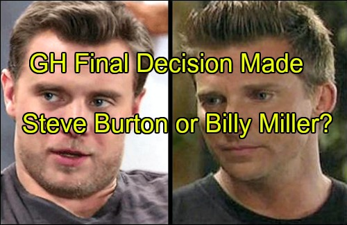 'General Hospital' Spoilers: Billy Miller Contract Blocks Steve Burton GH Return as Jason Morgan - Fans Want Stone Cold Back