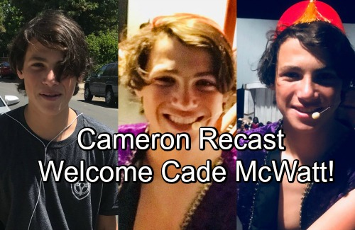General Hospital Spoilers: Cade McWatt GH Debut as Cameron Recast – Brings Trouble for Josslyn and Oscar