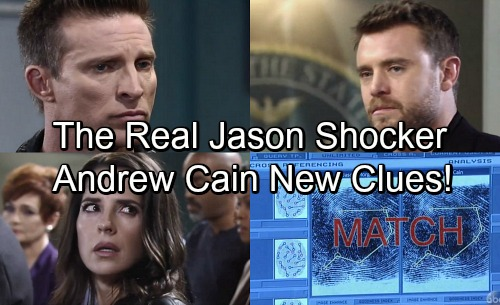General Hospital Spoilers: The Real Jason Surprise Twist - GH New Clues Produce Devastating Andrew Cain Revelation