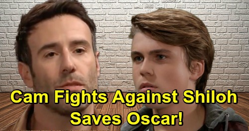General Hospital Spoilers: Hero Cam Fights Against Shiloh to Save Oscar – Total Terror for Josslyn as DoD Danger Erupts?