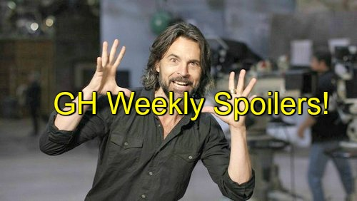 General Hospital (GH) Spoilers: Carlos Stunned by Anna and Sonny – Deadly Shootout - Julian Makes a Confession
