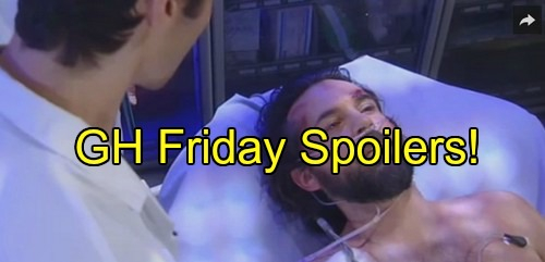 General Hospital (GH) Spoilers: Sonny and Anna Demand Carlos Confess Julian Ordered Duke Murder - Griffin Defends Dying Man