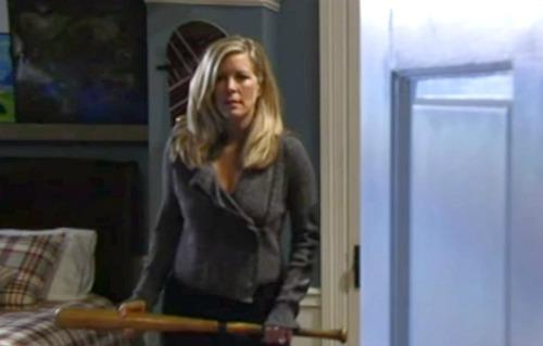 General Hospital Spoilers: Panicked Carly Braces for a Stunning Intruder – GH Sneak Peek Video Shocker