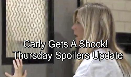 General Hospital Spoilers: Thursday, June 14 Update – Carly Elated Over Jason – Sam's Big Mistake – Kiki Gets Fierce