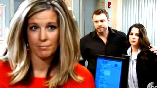 General Hospital Spoilers: Carly Breaks Drew's Heart - Reveals Jason and Sam's Undying Love Vows